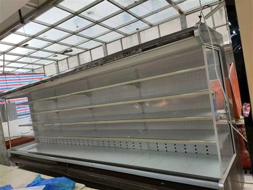 水果蔬菜保鲜冷柜低价出售 联系电话18175397487陈