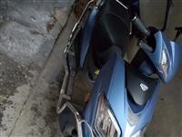出售二手电动摩托72v 九成新 里程170公里 因购买了轿车,现在将其出售 价格可谈 电话...
