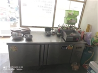 出售冻柜 厨房工作台
