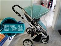 龙湾小区看实物,非常好用的婴儿车,现在孩子大了不用了。