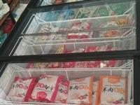 1×2米的展示冰柜,八九成新,剛用半年,有需要的3200出售!