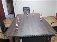 会议桌,茶桌,老板桌转让今年新买的