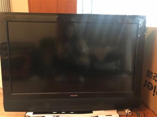 处理二手37寸电视,清晰度好从未维修过,240元,自己带走