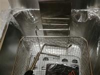 汇利HY-81,2014年开店买的备用电炸炉,一直没有用,现在便宜出!