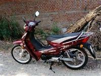 本人有闲置断腰红色豪爵摩托车一辆,车况没毛病!低价急需出售,手续齐全,必须过户,需要的可以看车   ...