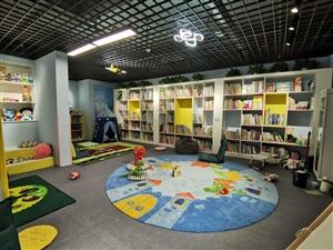 青白江的儿童阅读屋