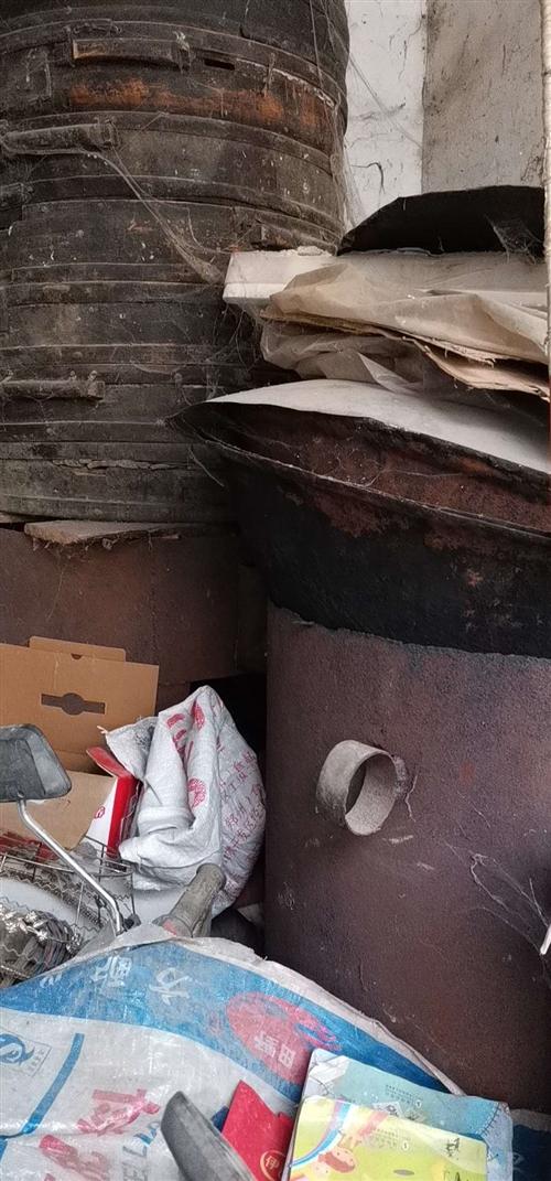 农村流水席 专用锅架和锅 (30丈两个和锅架两个 )