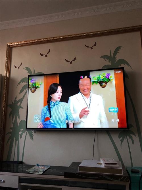 TCL55寸液晶电视,用了两年,价钱合适就卖