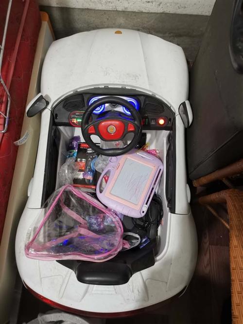 儿童小汽车,去年888元买的完好无损,想换一辆自行车,有意者电话联系15909248660