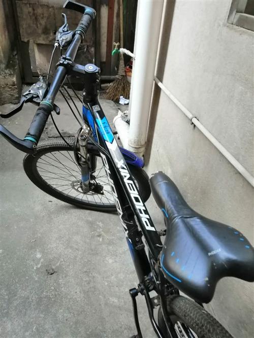 八成新自行车山地车,买来2年多没怎么骑,有需要的可以看车,给钱就卖