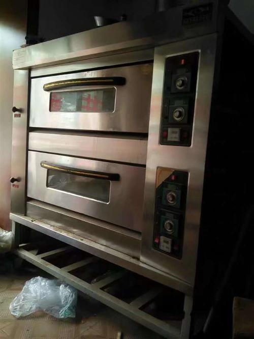 本人现出售大型双层烤箱,压面片机,八成新,有意者随时联系,电话17325321763    1327...
