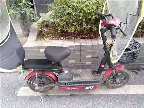 出售电动自行车,今年4月购买的,低价出售,有意向联系陈小姐13970599903