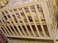 婴儿床,自取,买的时候800多,环保,质量好