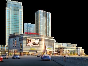 两江城购物中心
